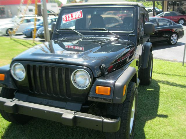 2005 Jeep Wrangler for sale in Muscle Shoals AL