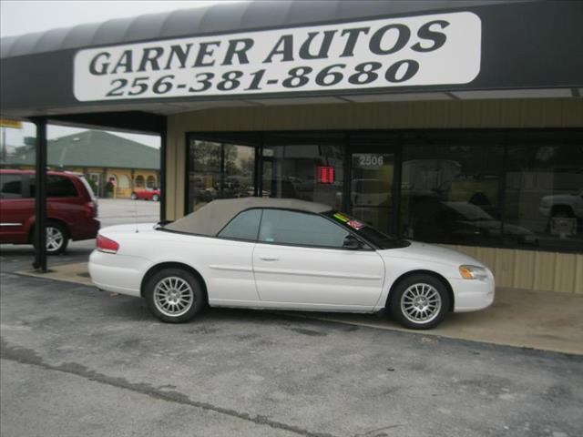2005 CHRYSLER Sebring for sale in Muscle Shoals AL