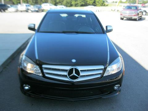 2009 Mercedes-Benz C-Class for sale in Tuscumbia, AL