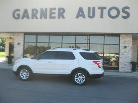 2011 Ford Explorer for sale in Tuscumbia, AL