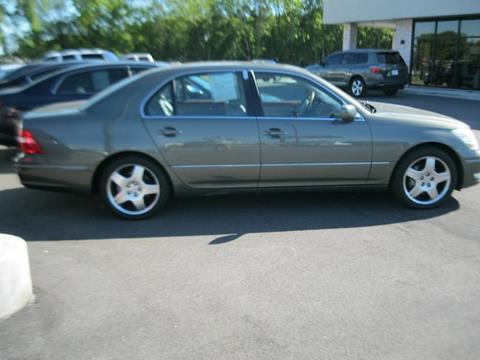 Lexus Ls 430 For Sale In Alabama