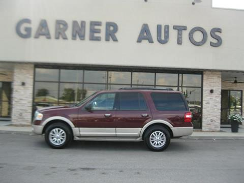 2010 Ford Expedition for sale in Tuscumbia, AL