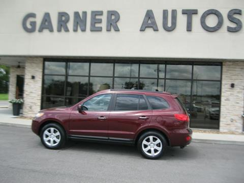 2007 Hyundai Santa Fe for sale in Tuscumbia, AL