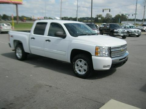2011 Chevrolet Silverado 1500 for sale in Tuscumbia, AL
