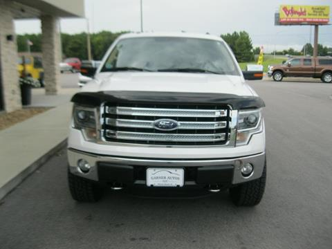 2013 Ford F-150 for sale in Tuscumbia, AL