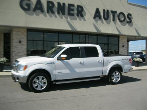 2012 Ford F-150 for sale in Tuscumbia, AL