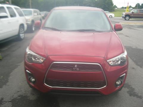 2015 Mitsubishi Outlander Sport for sale in Tuscumbia, AL