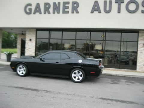 2012 Dodge Challenger for sale in Tuscumbia, AL
