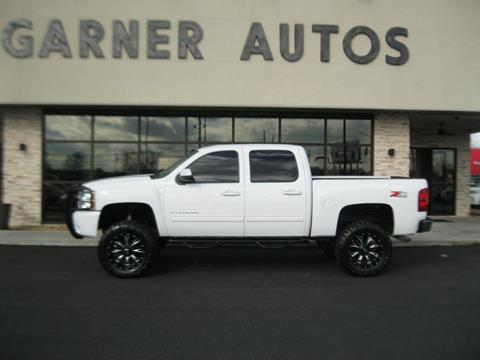 2012 Chevrolet Silverado 1500 for sale in Tuscumbia, AL