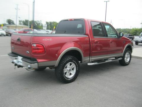 2003 Ford F-150 for sale in Tuscumbia, AL