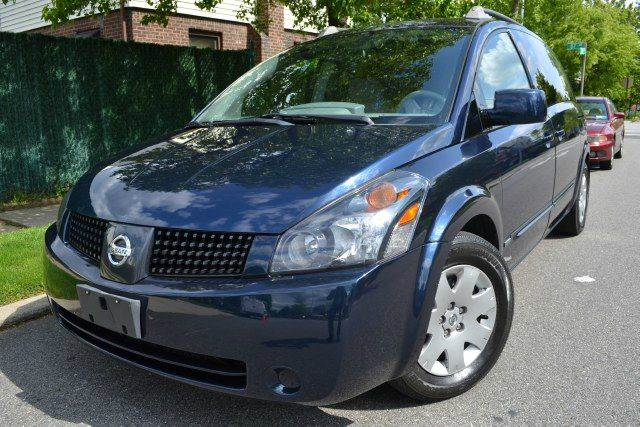 2006 NISSAN QUEST 35 SE 4DR MINIVAN blue call 9545105507 good credit bad credit no problem