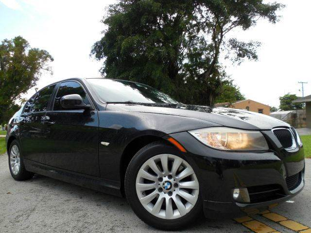 2009 BMW 3 SERIES 328I 4DR SEDAN SULEV black call 9545105507 good credit bad credit no prob