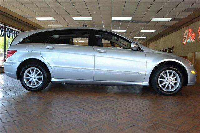 2007 MERCEDES-BENZ R-CLASS R350 AWD 4MATIC 4DR WAGON blue call 9545105507 good credit bad c