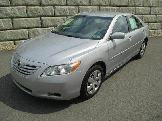 2007 TOYOTA CAMRY LE 4DR SEDAN 24L I4 5A silver call 9545105507 good credit bad credit n