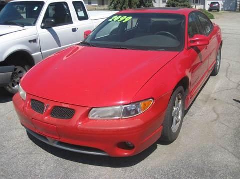 2000 Pontiac Grand Prix for sale in Fort Wayne, IN