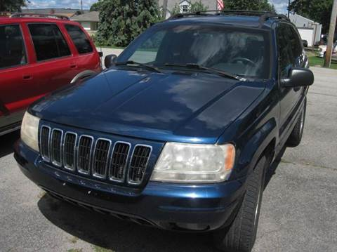 2001 Jeep Grand Cherokee for sale in Fort Wayne, IN