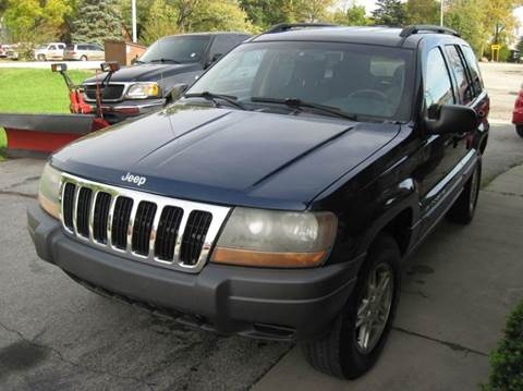used 2002 jeep grand cherokee for sale indiana. Black Bedroom Furniture Sets. Home Design Ideas