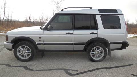 2003 Land Rover Discovery for sale in Hartford, WI