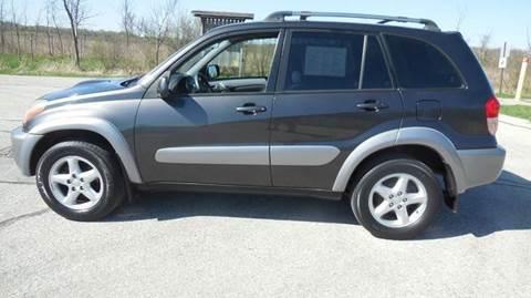 2003 Toyota RAV4 for sale in Hartford, WI