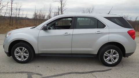 2010 Chevrolet Equinox for sale in Hartford, WI