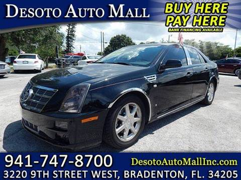 2008 Cadillac STS for sale in Bradenton, FL