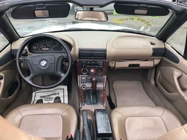 1999 BMW Z3 2.3 2dr Convertible - Bladensburg MD