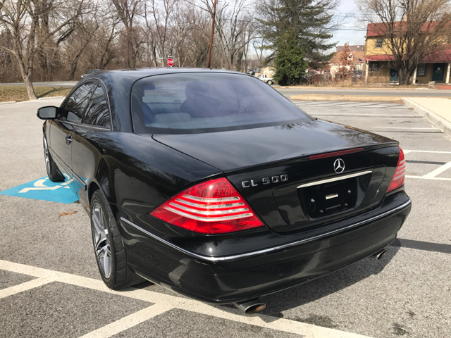 2004 Mercedes-Benz CL-Class CL 500 2dr Coupe - Bladensburg MD