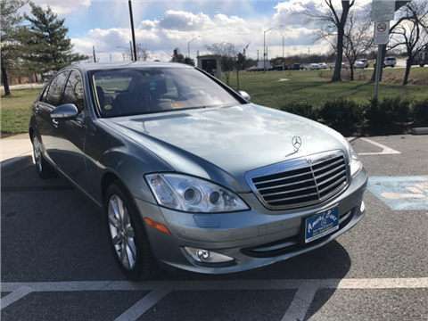 2007 Mercedes-Benz S-Class for sale in Bladensburg, MD