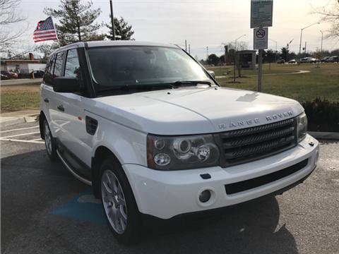 2007 Land Rover Range Rover Sport for sale in Bladensburg, MD