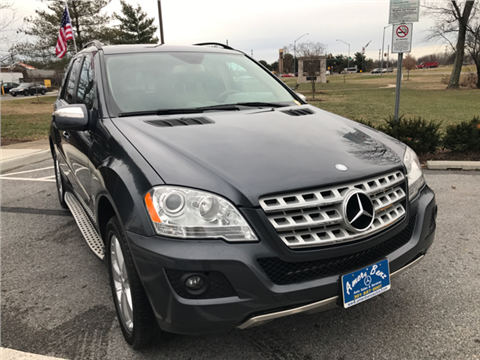 2010 Mercedes-Benz M-Class for sale in Bladensburg, MD