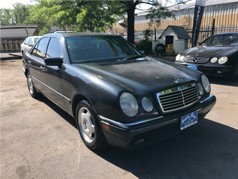 1997 Mercedes-Benz E-Class for sale in Bladensburg, MD