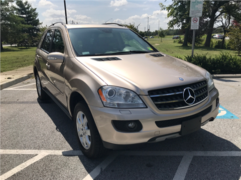 2007 Mercedes-Benz M-Class for sale in Bladensburg, MD