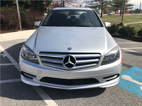 2011 Mercedes-Benz C-Class for sale in Bladensburg, MD