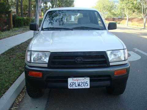 1998 Toyota 4Runner For Sale Carsforsale
