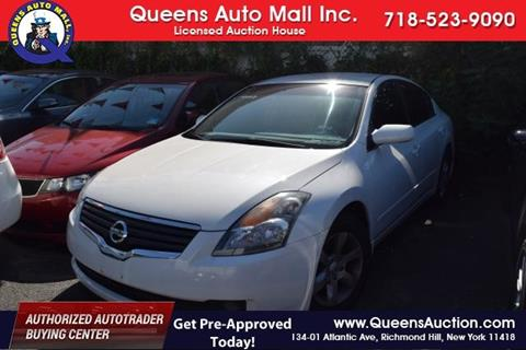 2009 Nissan Altima Hybrid for sale in Richmond Hill, NY