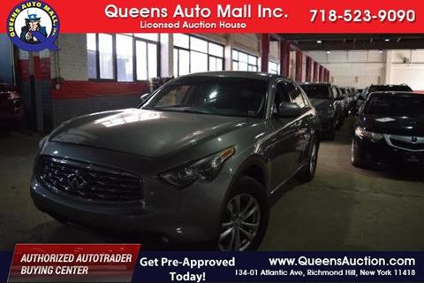 2011 Infiniti FX35 for sale in Richmond Hill, NY