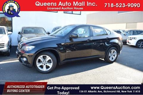 2010 BMW X6 for sale in Richmond Hill, NY