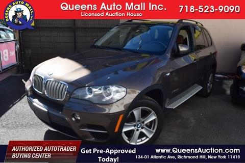 2012 BMW X5 for sale in Richmond Hill, NY