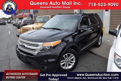 2013 Ford Explorer for sale in Richmond Hill, NY
