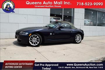 2006 BMW Z4 for sale in Richmond Hill, NY