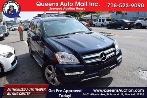 2012 Mercedes-Benz GL-Class for sale in Richmond Hill, NY