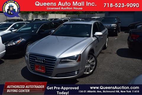 2014 Audi A8 L for sale in Richmond Hill, NY