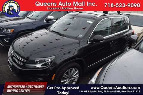 2012 Volkswagen Tiguan for sale in Richmond Hill, NY
