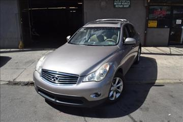 2008 Infiniti EX35 for sale in Richmond Hill, NY