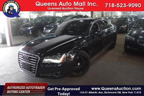 2011 Audi A8 L for sale in Richmond Hill, NY