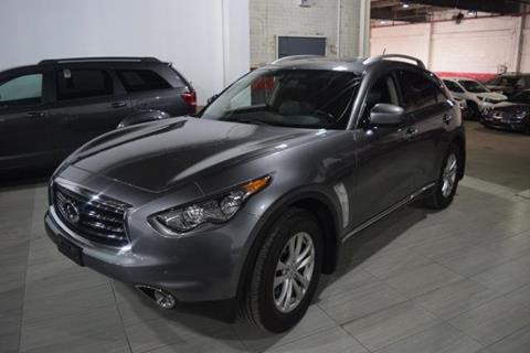 2013 Infiniti FX37 for sale in Richmond Hill, NY