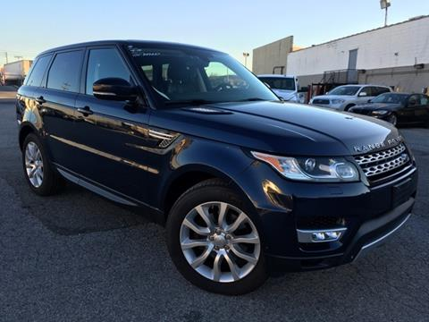 2014 Land Rover Range Rover Sport for sale in Richmond Hill, NY