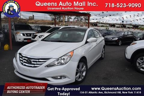 2012 Hyundai Sonata for sale in Richmond Hill, NY