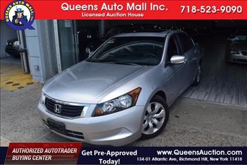 2010 Honda Accord for sale in Richmond Hill, NY