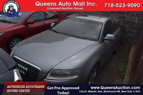 2009 Audi A6 for sale in Richmond Hill, NY